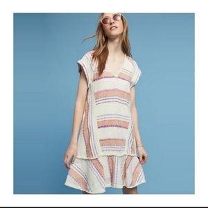 Chelsea & Theodore Anthro Tunic Dress sz S
